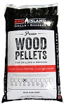 BBQ Island 100% Maple Wood Pellets - 20 lbs