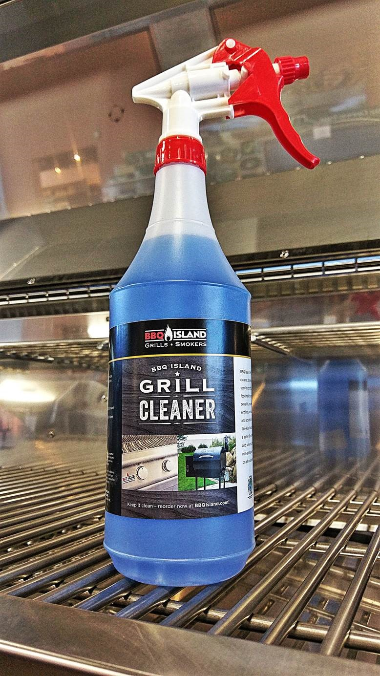 BBQ Island Grill Cleaner and Degreaser