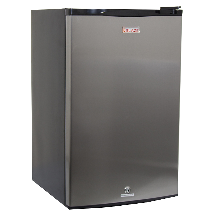 Blaze Stainless Front Refrigerator 4.5 cu ft