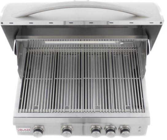 Blaze Lte 32 Inch 4 Burner Natural Gas Grill