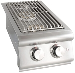 Blaze Drop-In Double Side Burner - Propane