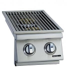 Bull Slide-In Double Side Burner - Propane