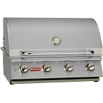 Bull Lonestar Select 30 Inch Propane Gas Grill With Lights