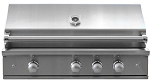 Caliber 42 Inch CrossFlame Pro Natural Gas Grill w/ IR Sear Zone and Rotisserie