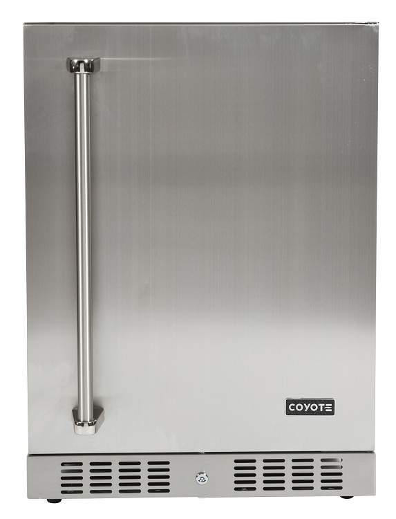 Coyote 24 Inch Outdoor Refrigerator