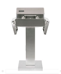 Coyote Electric Grill on Stand