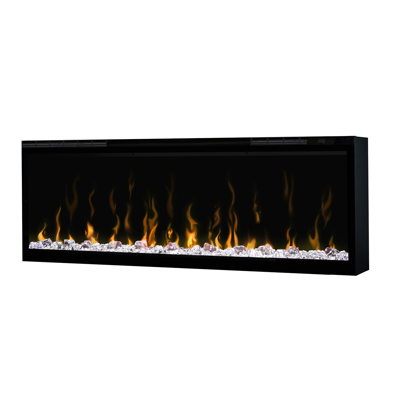 IgniteXL stands apart as more lifelike and visually stunning than any other electric fireplace. With new