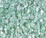 Jade Reflective Fire Glass 1/4 Inch - 10 lbs
