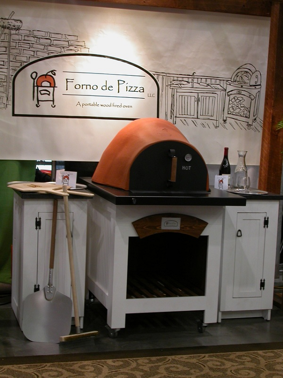 Forno de Pizza Terra-Cotta EI Series Pizza Oven