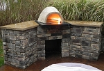 Forno de Pizza Villa EI Series Complete Pizza Oven Package