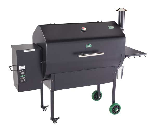 Jim Bowie Wi Fi Enabled Pellet Grill 899