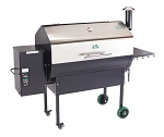 Jim Bowie Wi-Fi Enabled Pellet Grill with Stainless Steel Hood  - $999