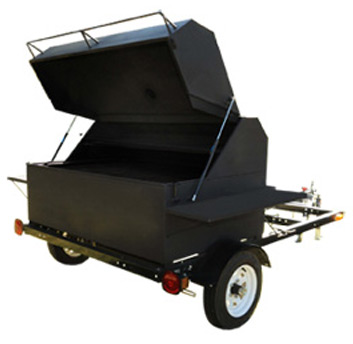 Big Pig Trailer Rig - Green Mountain Grills - $5,995