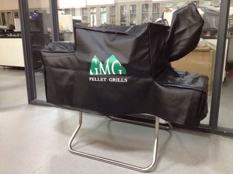 Davy Crockett Grill Cover - Green Mountain Grills