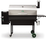 Jim Bowie Wi-Fi Enabled Pellet Grill with Stainless Steel Hood