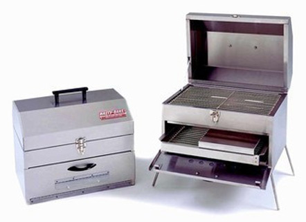 Hasty Bake Portable 369 Charcoal Grill