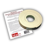 Gasket Upgrade For Large, XL, XXL Big Green Egg w/Adhesive