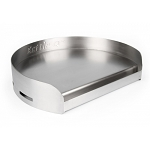 Kettle Q Round Stainless Griddle 17 x 14 x 3.5