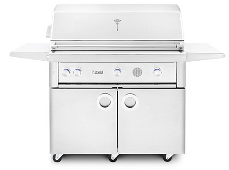 Lynx 42 Inch Smart Grill on Cart  - LP