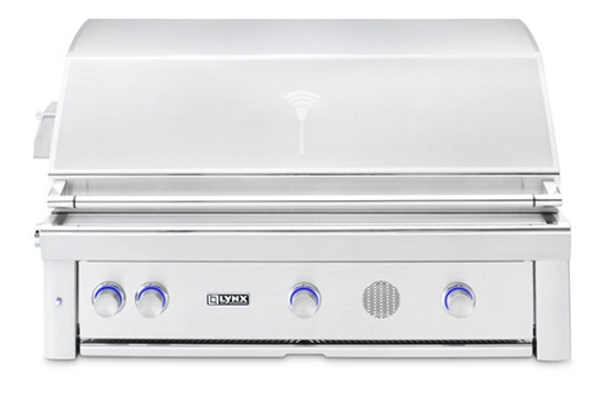 Lynx 42 Inch Built In Smart Propane Grill