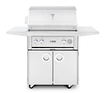 Lynx 30 Inch Smart Propane Grill on Cart