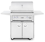 Lynx 30 Inch Smart Natural Gas Grill on Cart