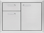 Lynx Ventana Series 30 Inch Door and Drawer Combo