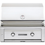 Lynx Sedona 30 Inch Natural Gas Grill - SS Tube Burners