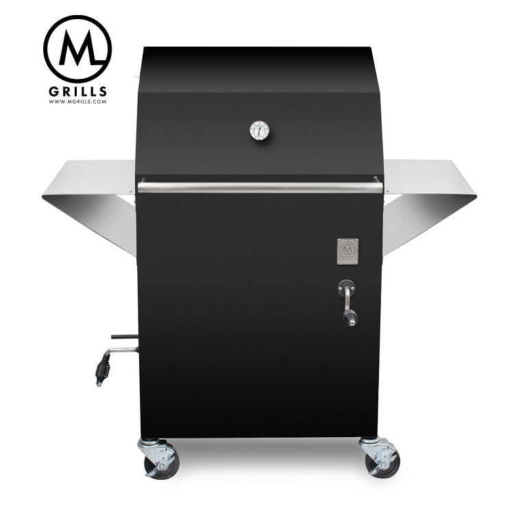M Grills M1 Charcoal Grill and Smoker