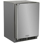 Marvel 24 Inch Outdoor Refrigerator/Freezer w/Ice Maker Option