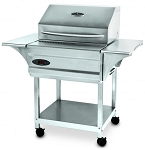 Memphis Advantage Grill - On Cart