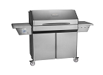 Memphis Elite WiFi Pellet Grill on Cart