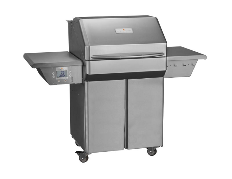 Memphis Pro 430 WiFi Pellet Grill on Cart