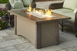 Pine Ridge Fire Pit Table