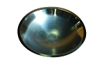 Stainless Steel Ice Bowl for Center of Fire Pit Table