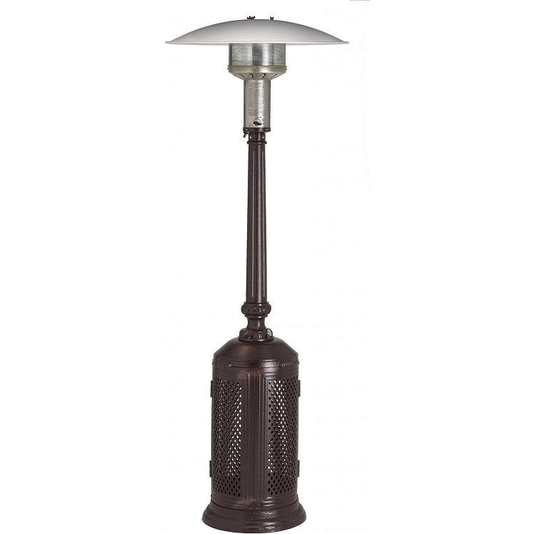 Patio Heater Antique Bronze Tap To Expand