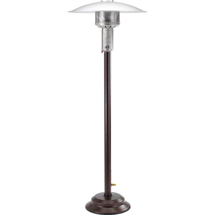 Patio Comfort Infrared Natural Gas Heater Antique Bronze