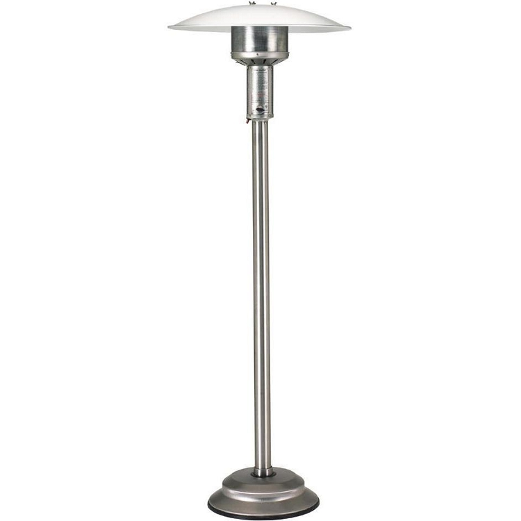 Patio Comfort Infrared Natural Gas Heater - Stainless Steel