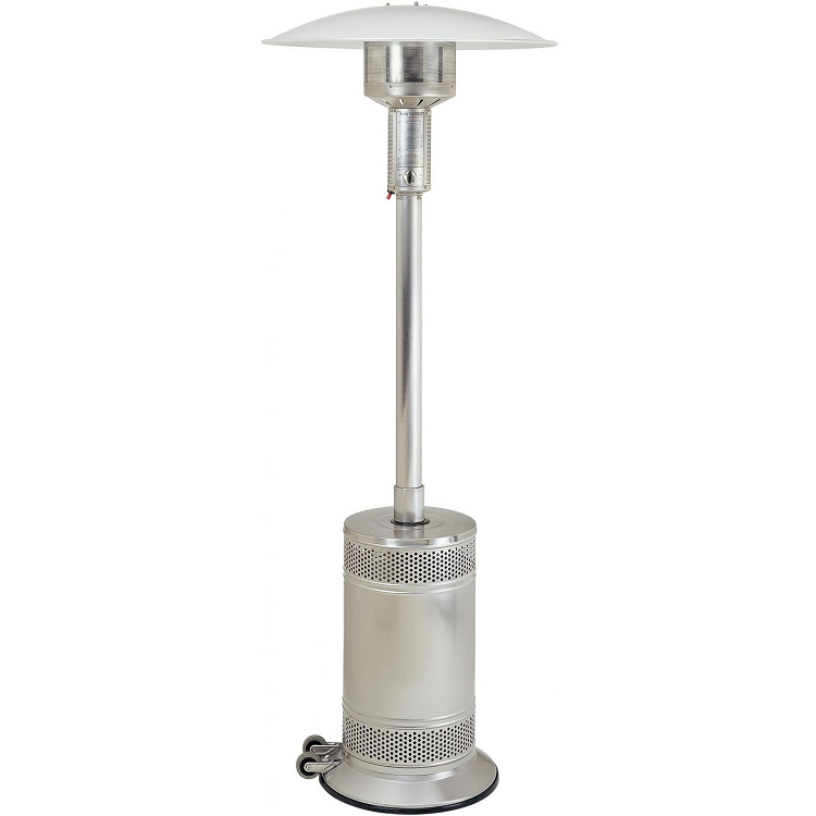 Patio Comfort Infrared Outdoor Patio Heater Stainless Steel