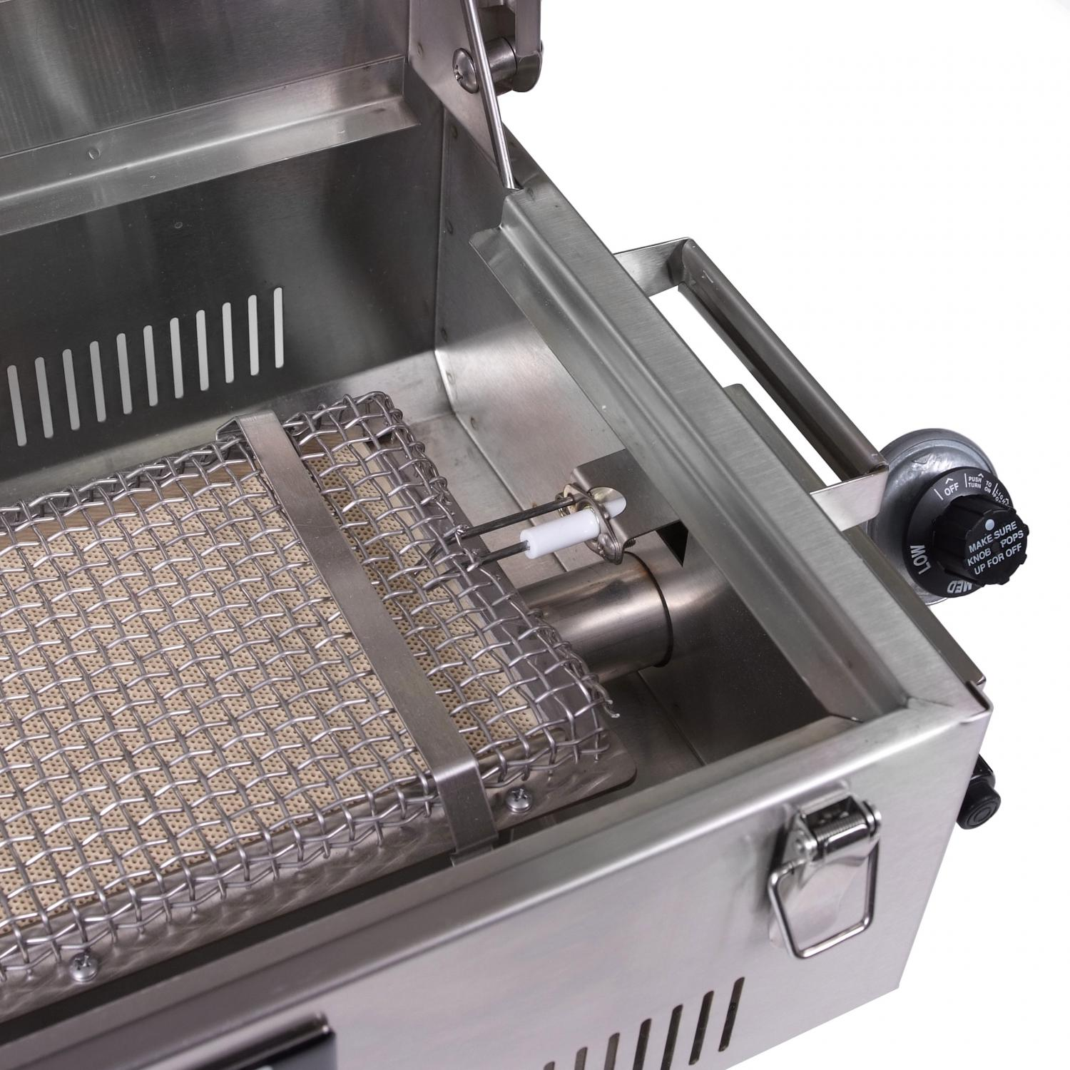 Solaire Anywhere Infrared Portable Gas Grill