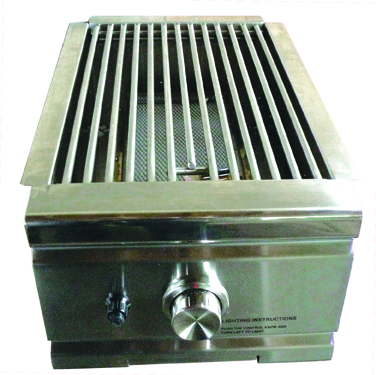 Summerset Natural Gas Sear Side Burner