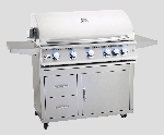 Summerset Sizzler Pro 40 Inch Natural Gas Gas Grill on Cart