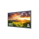 Sunbrite Signature Series 65 Inch Outdoor TV - Silver