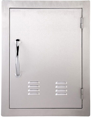 Sunstone 17 x 24 Vertical Access Door with vents