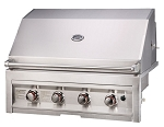 Sunstone 4 Burner 34 Inch Natural Gas Grill
