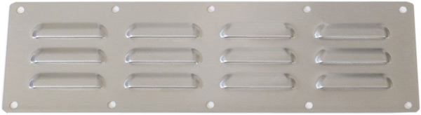 Sunstone Stainless Steel Vent
