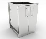 Sunstone 24 Inch Full Double Door Base Cabinet