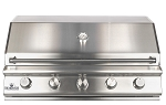 Sure Flame 40 Inch Deluxe 5 Burner Natural Gas Grill