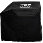 TEC Grill and Base with 1 Side Shelf Cover for Sterling III FR Grill