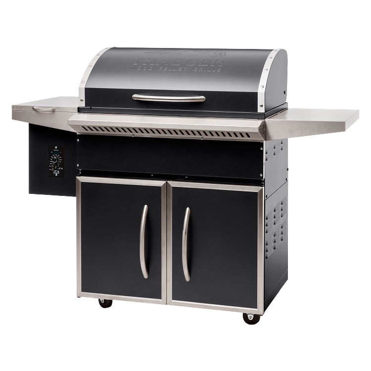 Traeger Select Pro Pellet Grill - Gunmetal Blue